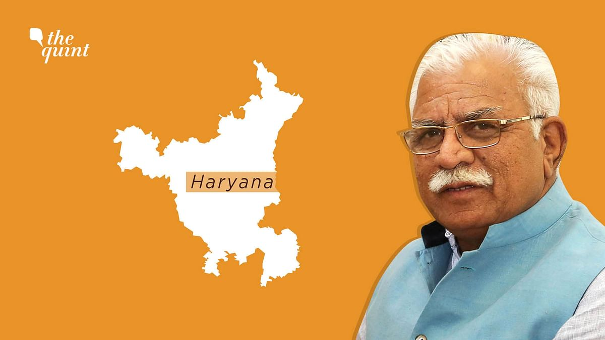 BJP Headed For Landslide in Haryana, May Win 83 Seats: CVoter Poll