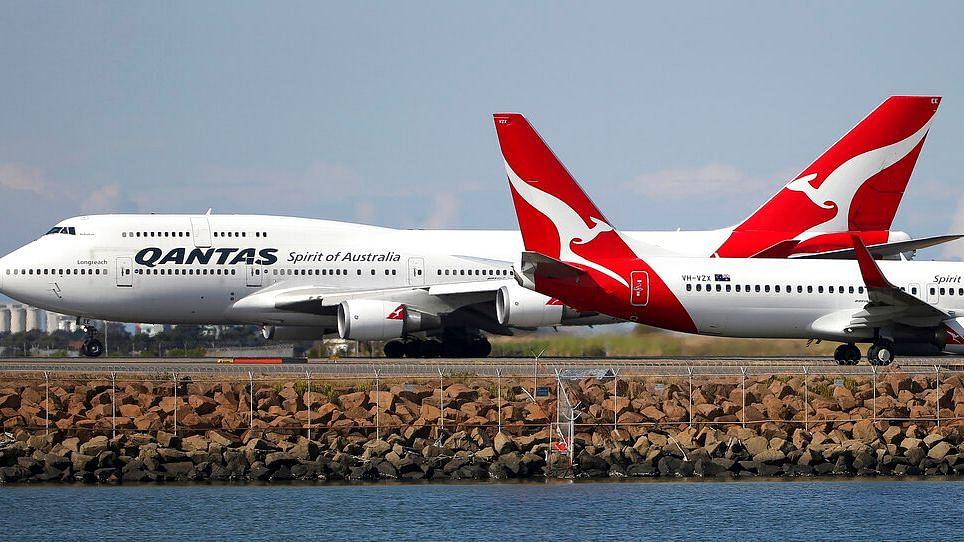 'Qantas' Flight Completes Longest NY-Sydney Non-Stop Journey