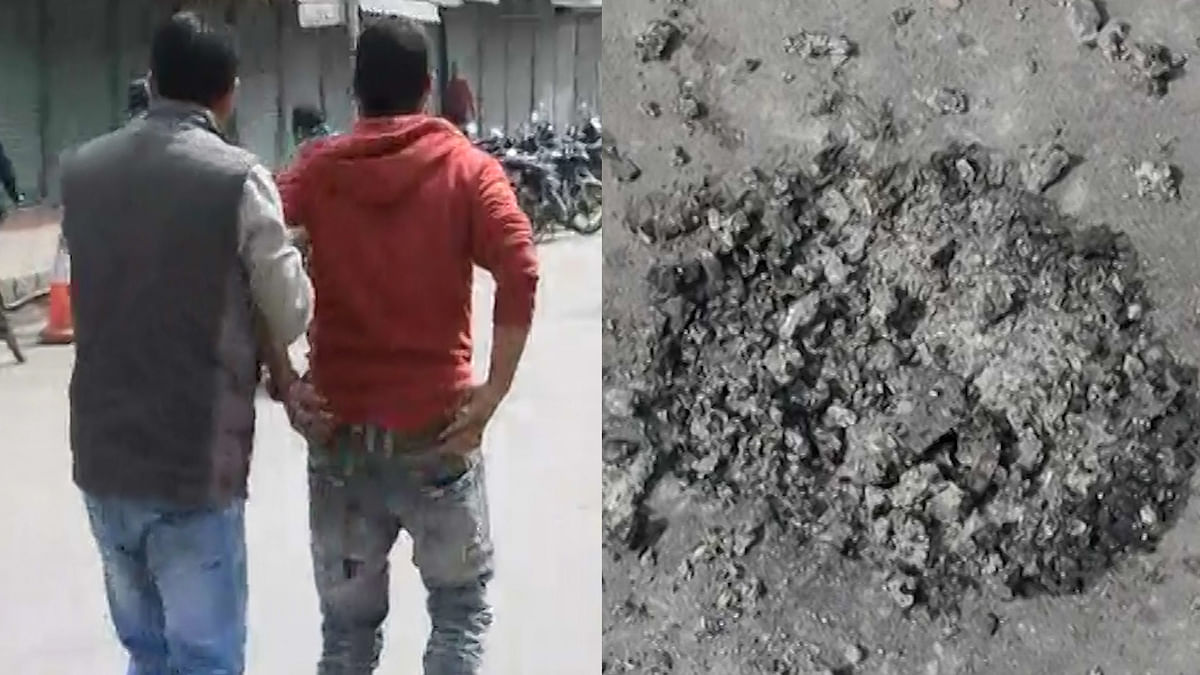Traffic Cop Among 14 Injured In Grenade Attack in South Kashmir