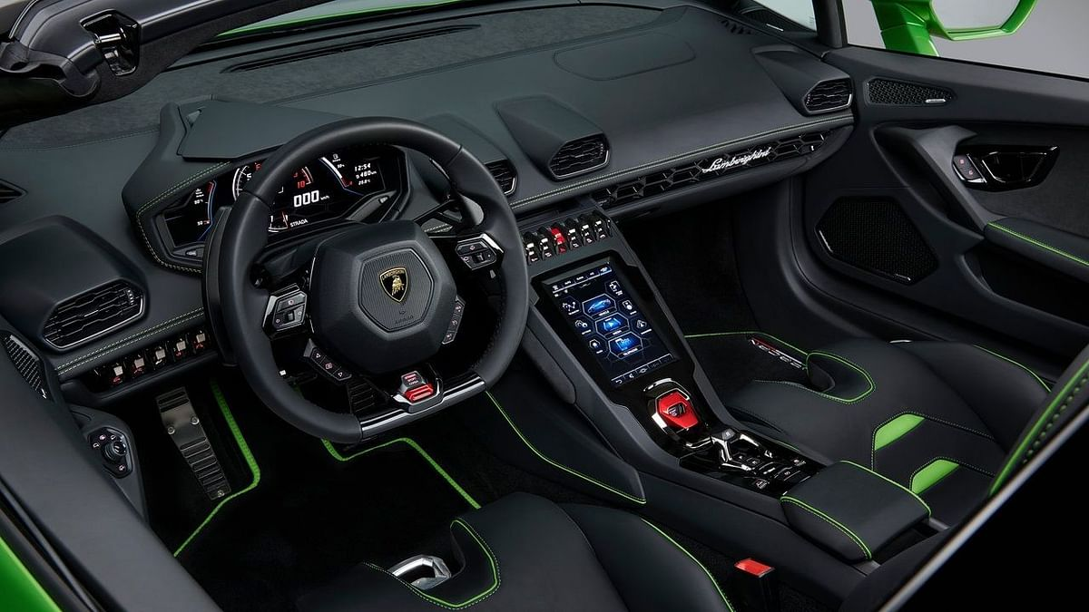 Smashing interiors with latest tech features in tow.