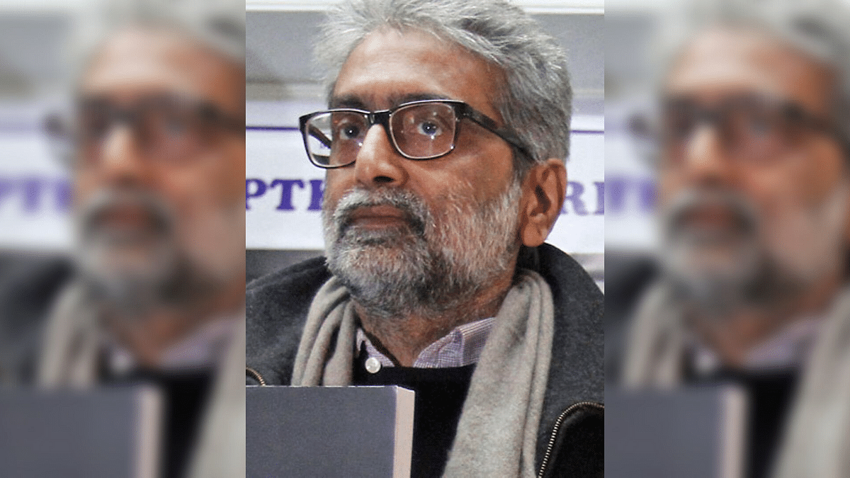 SC Extends Gautam Navlakha's Protection From Arrest Till 15 Oct