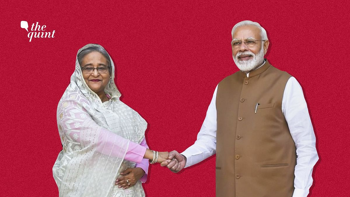 Despite Appearances,  Sheikh Hasina Goes Back Worried About NRC