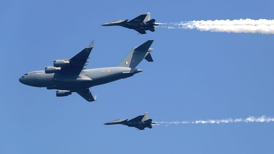87th IAF Day: Wg Cdr Abhinandan, Balakot Heroes Perform Fly-Past