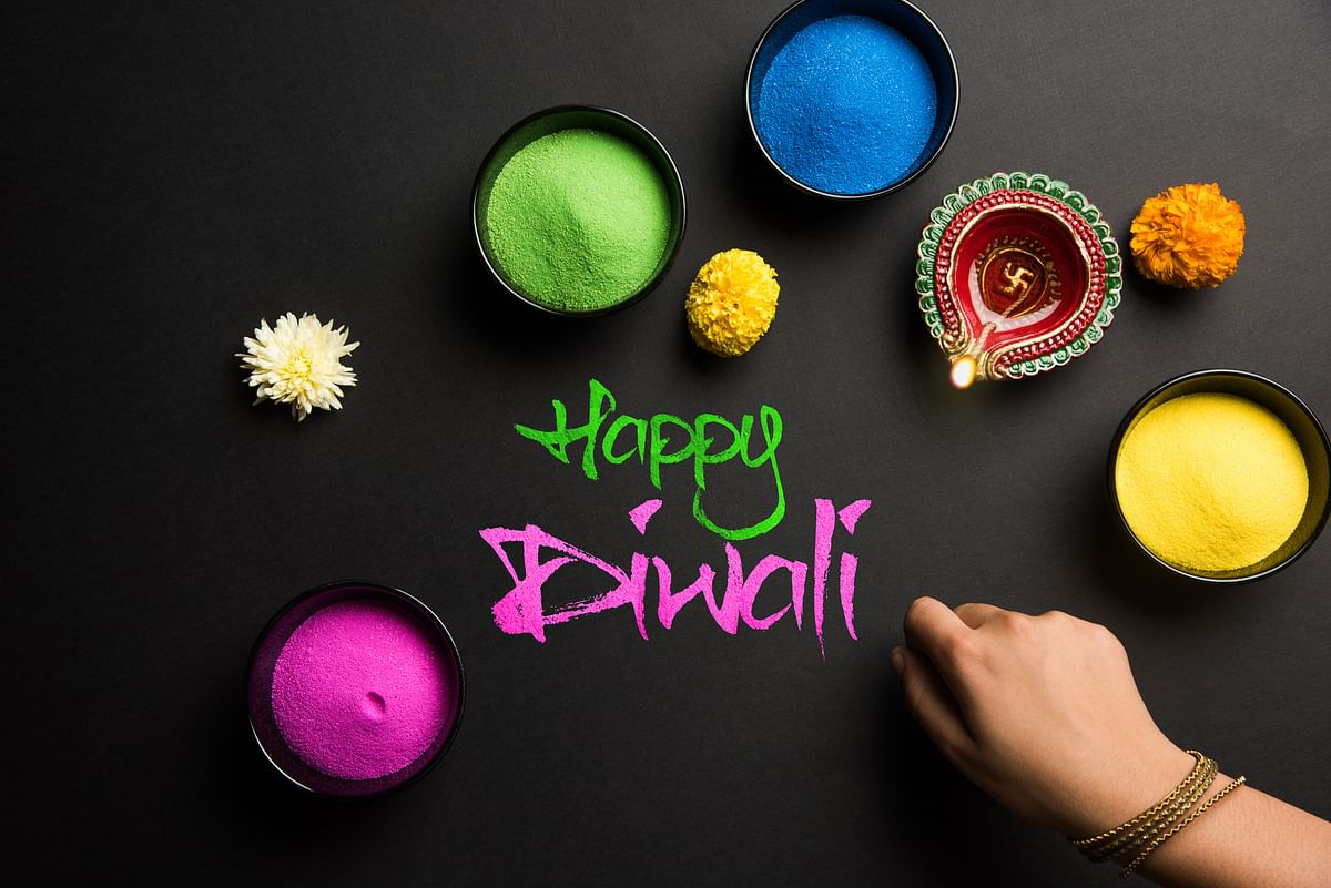 Chhoti Diwali 2020 Wishes, Greetings, Images, Quotes & Cards