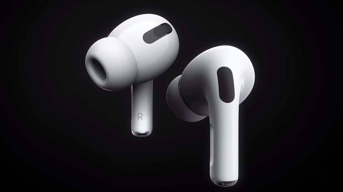 Apple AirPods Pro With Noise Cancellation Launched for Rs 24,900