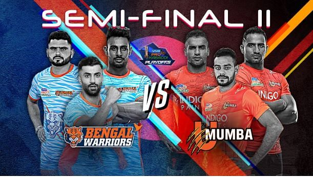 Pro Kabaddi 2019 Live Streaming: Where to Watch The Semifinals