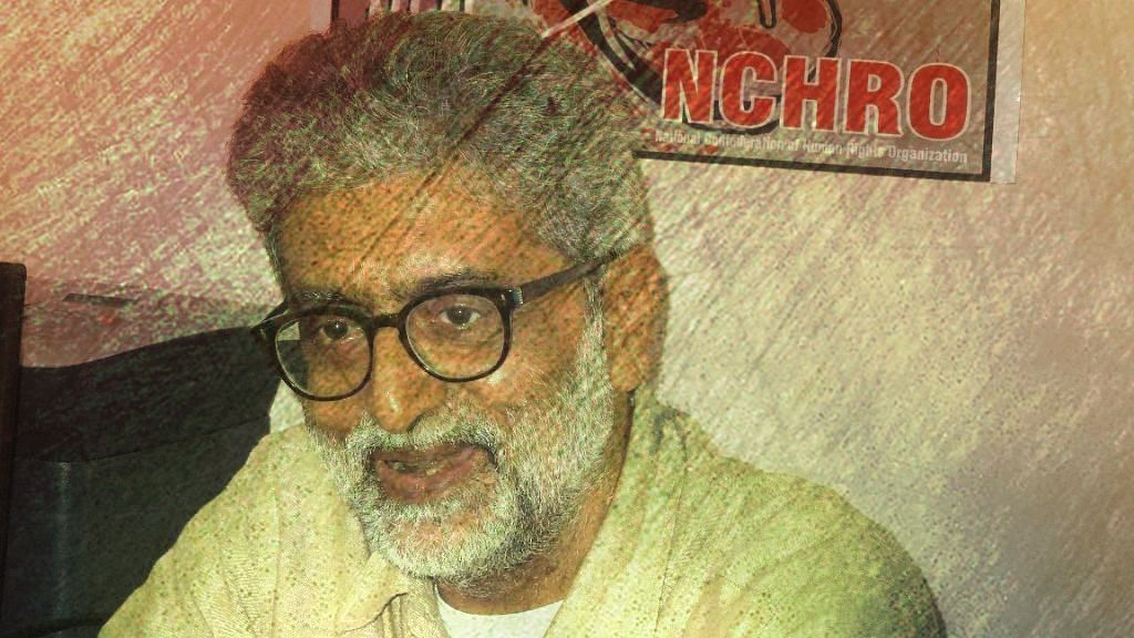 Gautam Navlakha Shifted to High-Security Barracks in Jail, Phone Calls Cancelled