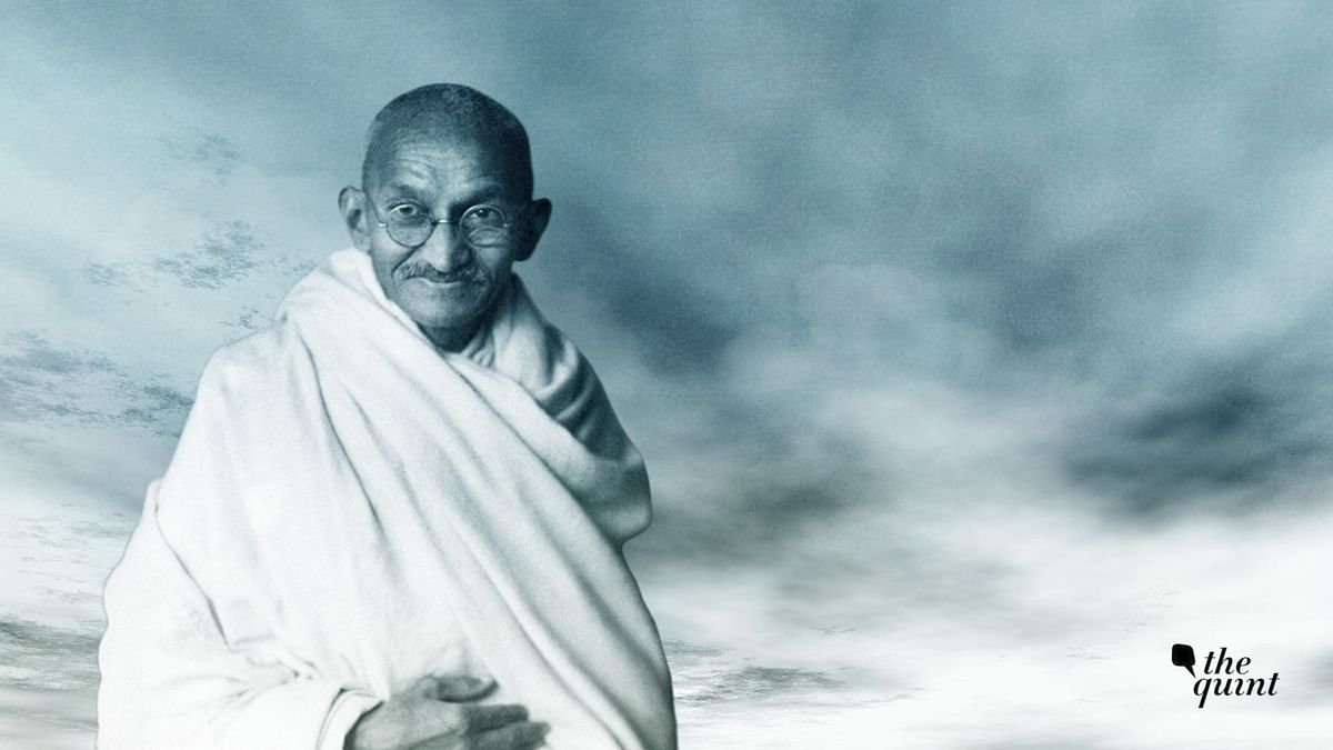 National carrier Air India has painted the image of Mahatma Gandhi on the tail of an Airbus A320 aircraft to pay tribute to him on his 150th birth anniversary.