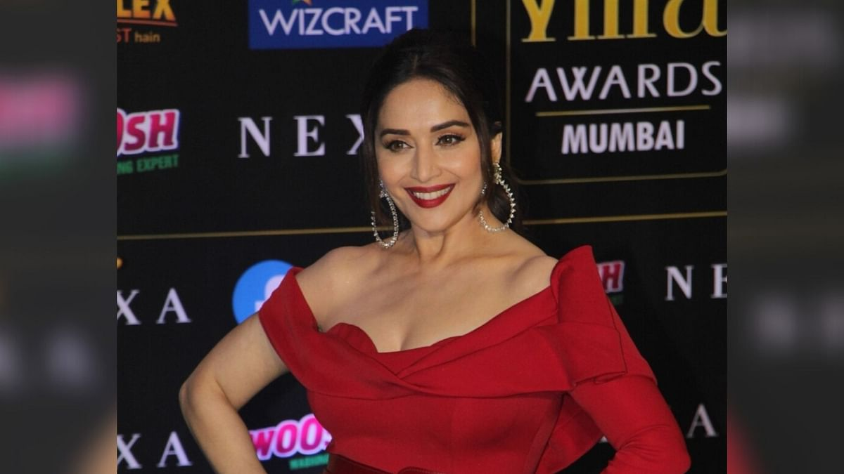 Go Behind the Scenes With Madhuri on Her New YouTube Channel