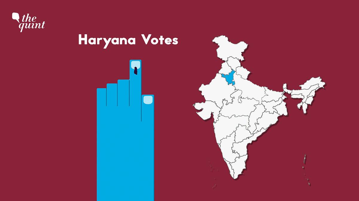 Haryana Election 2019 LIVE Updates