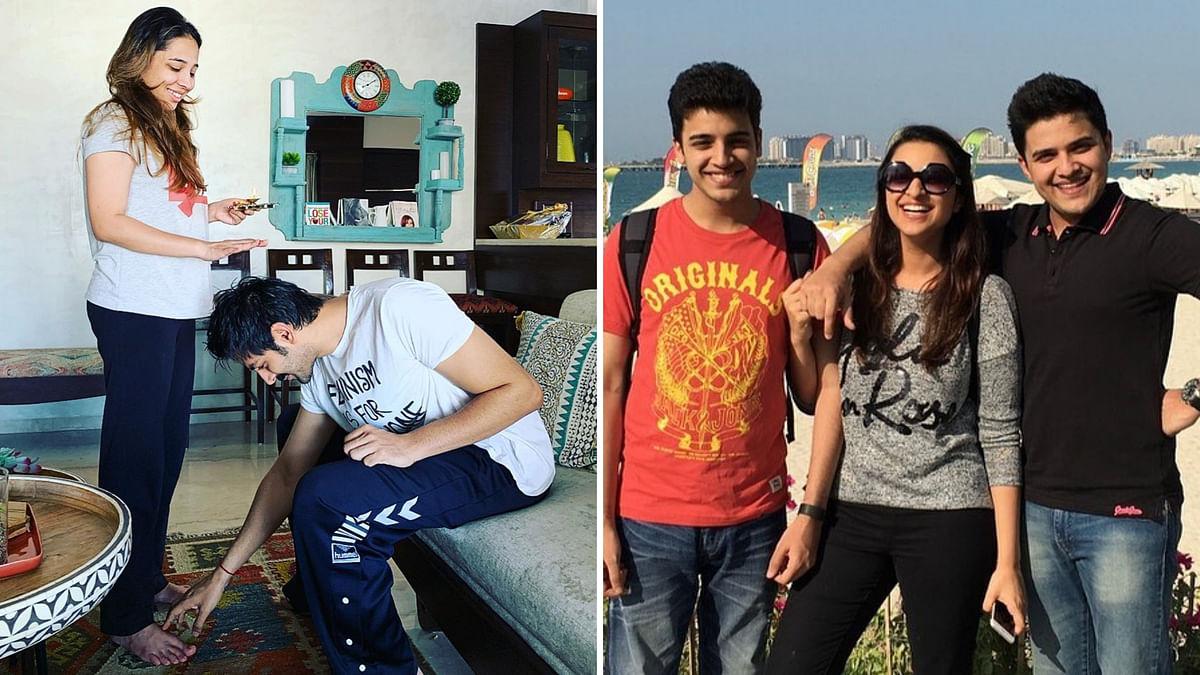 This is How Kartik, Anushka & More Celebrated Bhai Dooj