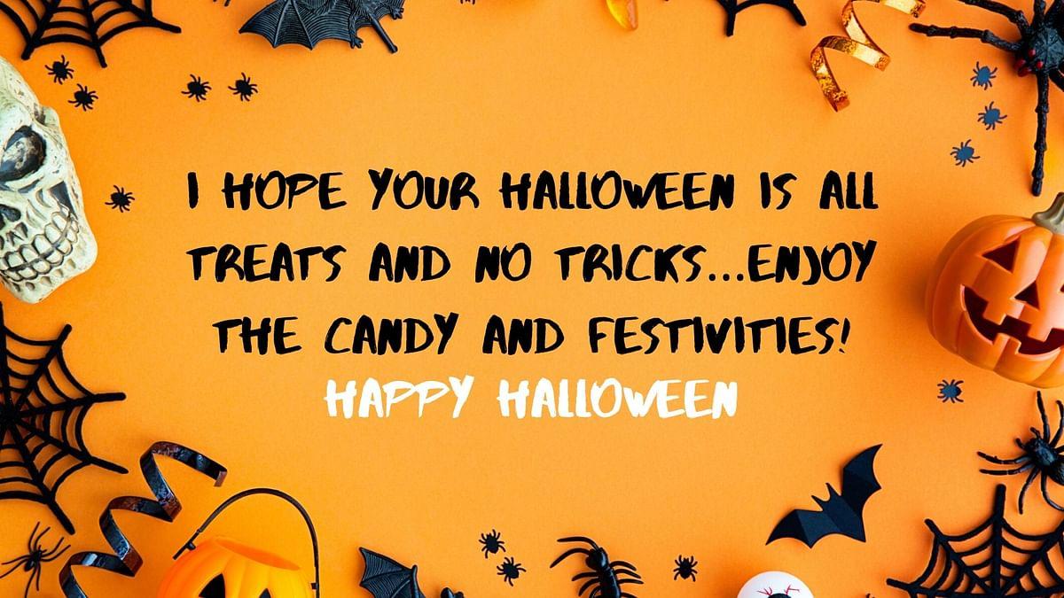 Happy Halloween Wishes 2019