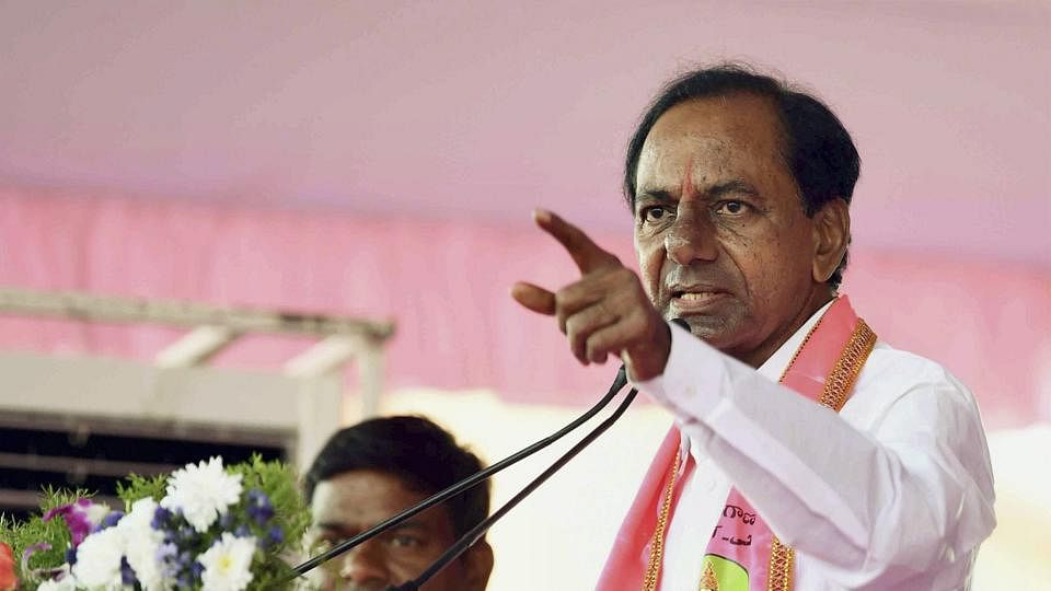 'I Don't Have Birth Certificate, Should I Die?' KCR Slams CAA