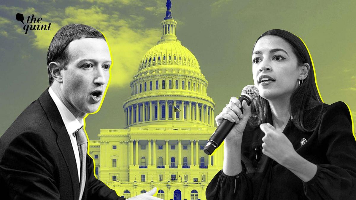 'Will You Take Lies Off Facebook?' AOC Tears Into Zuckerberg