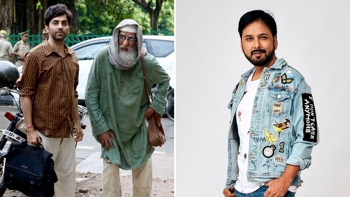 Ayushmann and Big B in <i>Gulabo Sitabo</i>; Siddharth Dey has been evicted from <i>Bigg Boss.</i>