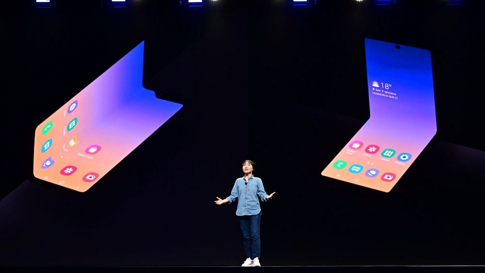 Samsung to Launch Four New Foldable Phones Next Year: Report