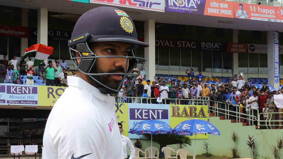 In Stats: All the Records Rohit Sharma's 115* Broke on Day 1 vs SA