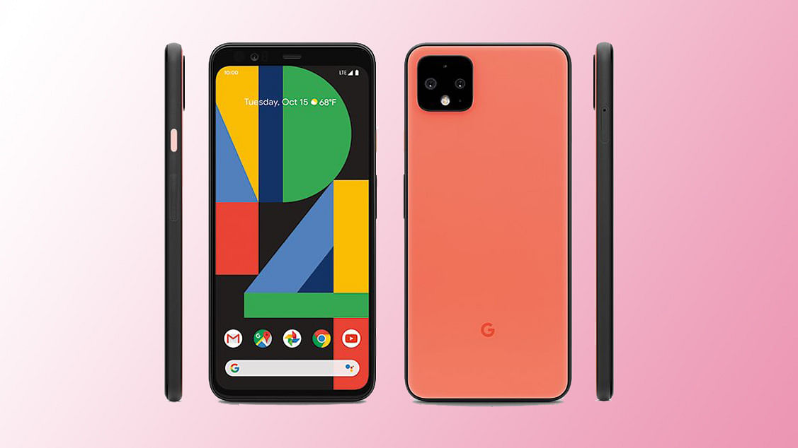 Google Pixel 4 will fight against the iPhone 11 series.