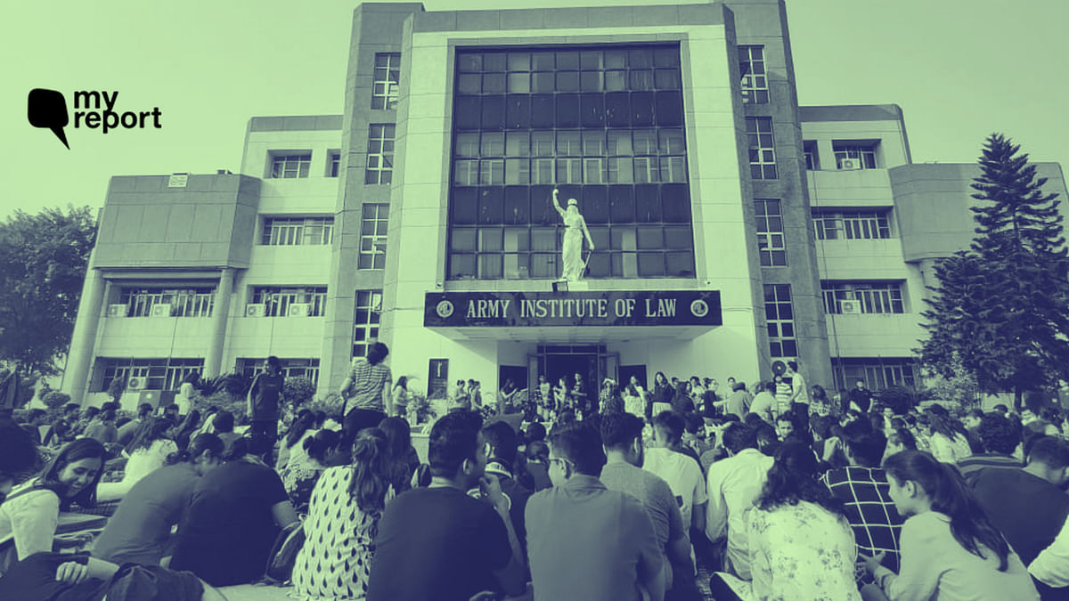 Protest at Army Law Institute Has Ended but the Fight is Still On