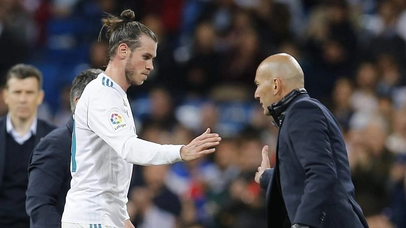 Gareth Bale and Zinedine Zidane have shared a tumultuous relationship since the Frenchman became the manager of the club in 2016.