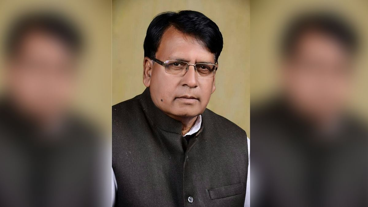 File image of Madhya Pradesh minister PC Sharma.