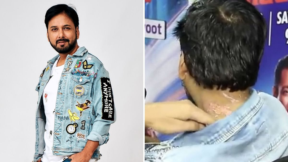 Siddharth Dey has claimed he sustained injuries during a task on <i>Bigg Boss</i>.