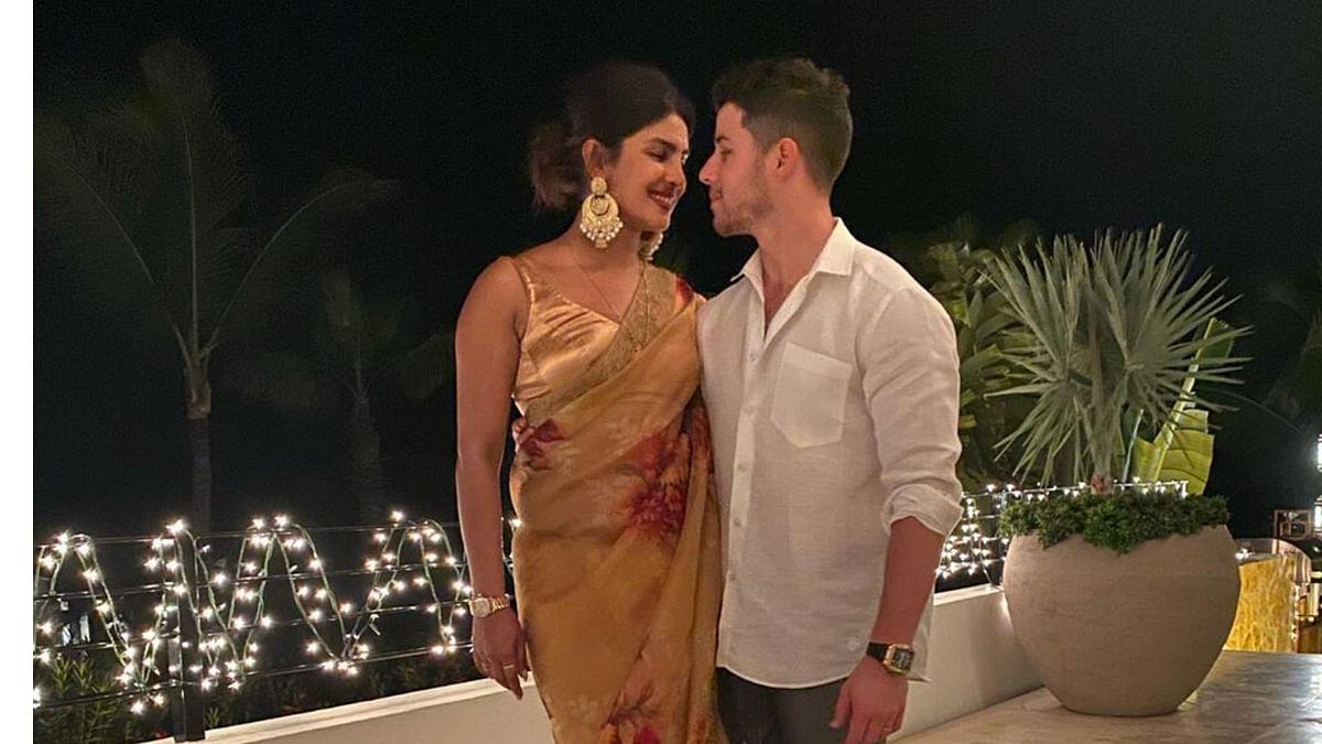 Priyanka and Nick Celebrate First Diwali Together in Mexico