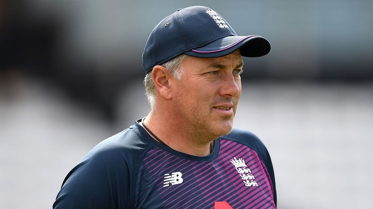 Not Scared of a Little Bit of a Fight, Says England Coach Chris Silverwood