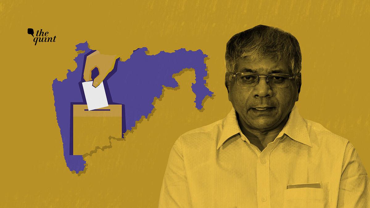 'Maha Assembly Polls is Between VBA & Sena-BJP': Prakash Ambedkar