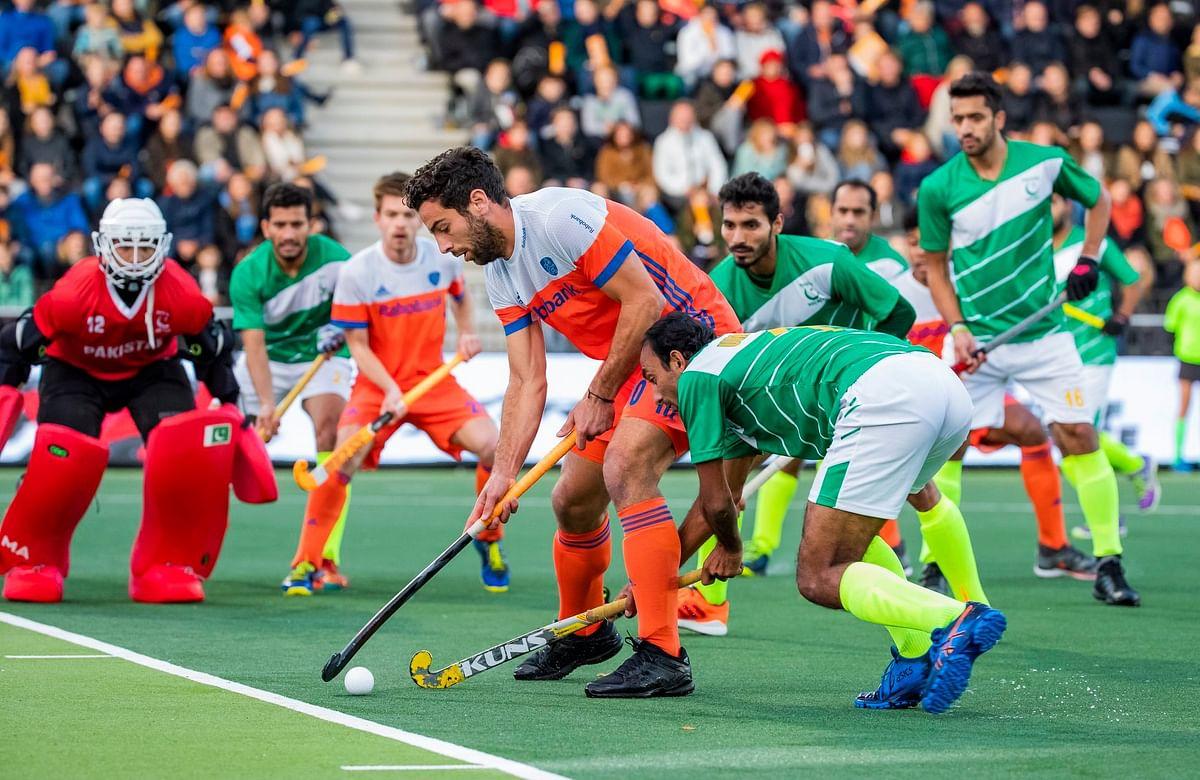 Pakistan Hockey Team Fail to Secure Tokyo Olympics Berth