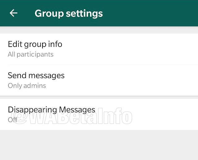 WhatsApp is Testing Feature Which Will Auto-Delete Secret Chats