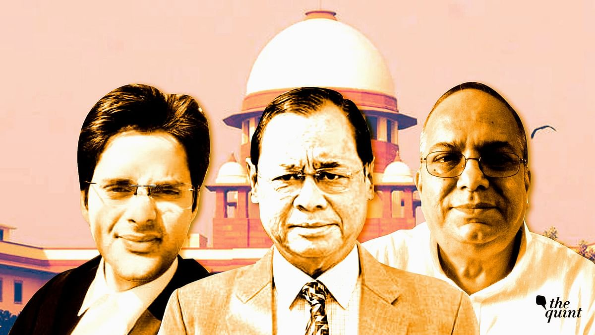 CJI Sexual Harassment Case: In an interview to The Quint former Supreme Court Justice AK Patnaik says that his probe is limited to the affidavit filed by the lawyer Utsav Bains which alleges criminal conspiracy against the CJI Ranjan Gogoi.