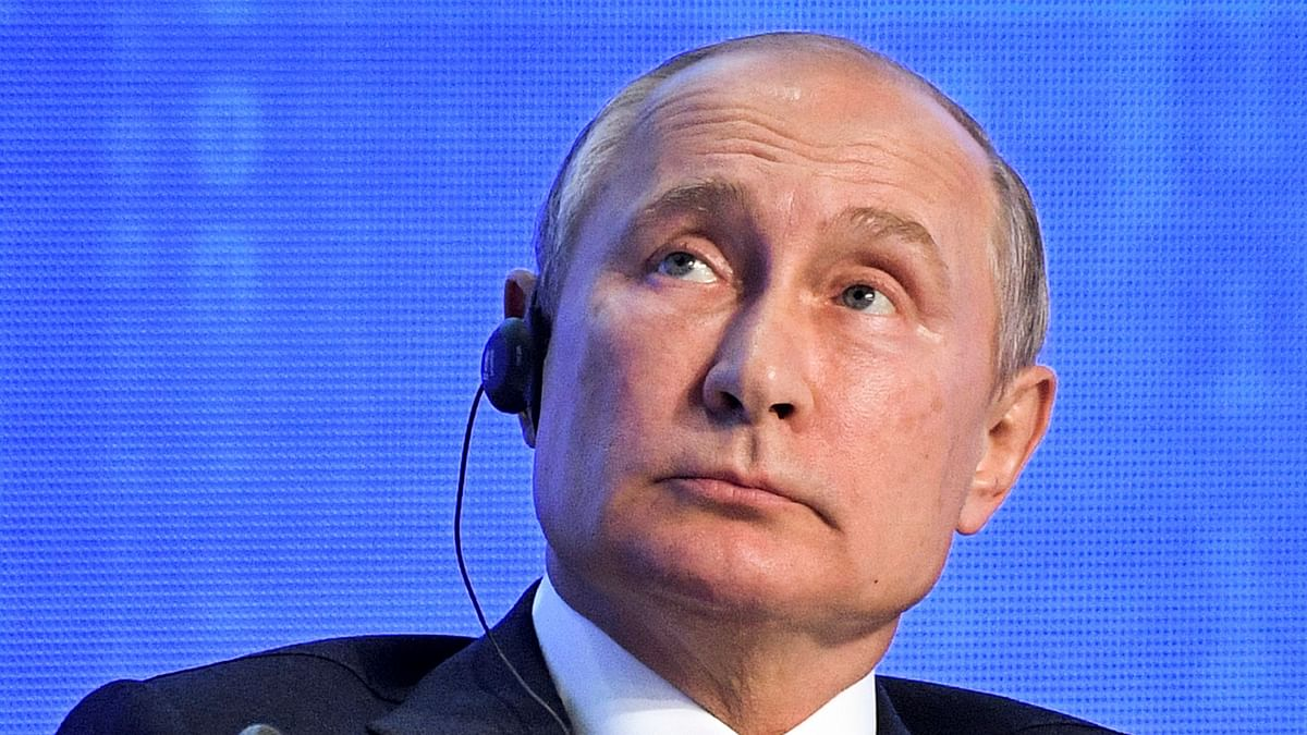 Journalists Can Now Be Labelled 'Foreign Agents' in Putin's Russia