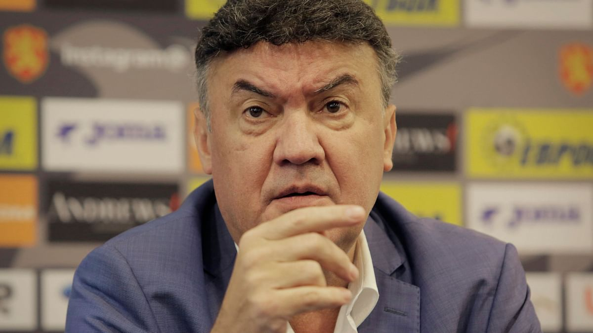 BFU chief Borislav Mihaylov tendered his resignation after the incident.