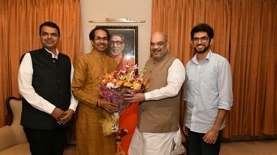 Amit Shah and Devendra Fadnavis didn't pay Uddhav Thackeray the kind of respect he felt he deserved.