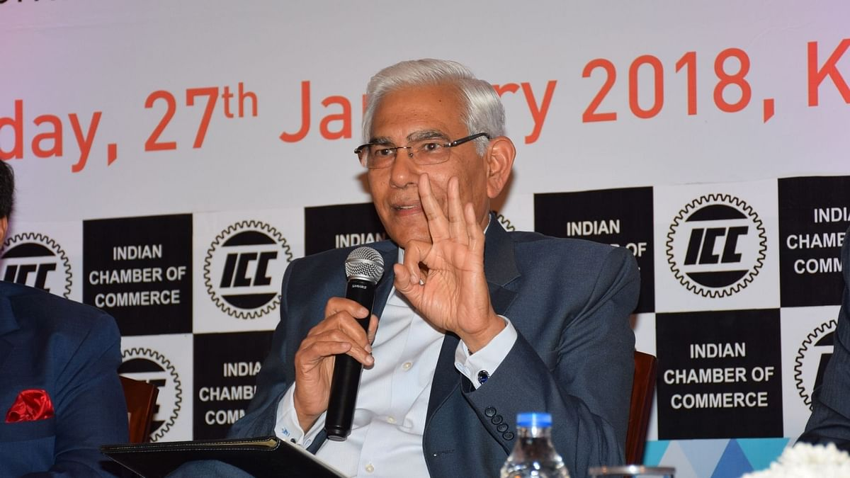 Committee of Administrators chief Vinod Rai is happy that someone of Sourav Ganguly's stature is taking over the reins of Indian cricket.