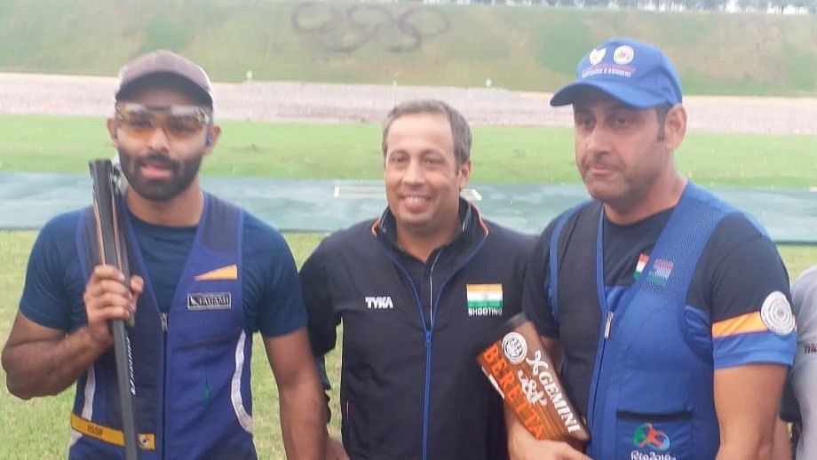 India have now booked 15 quota places in shooting at the 2020 Tokyo Olympics.