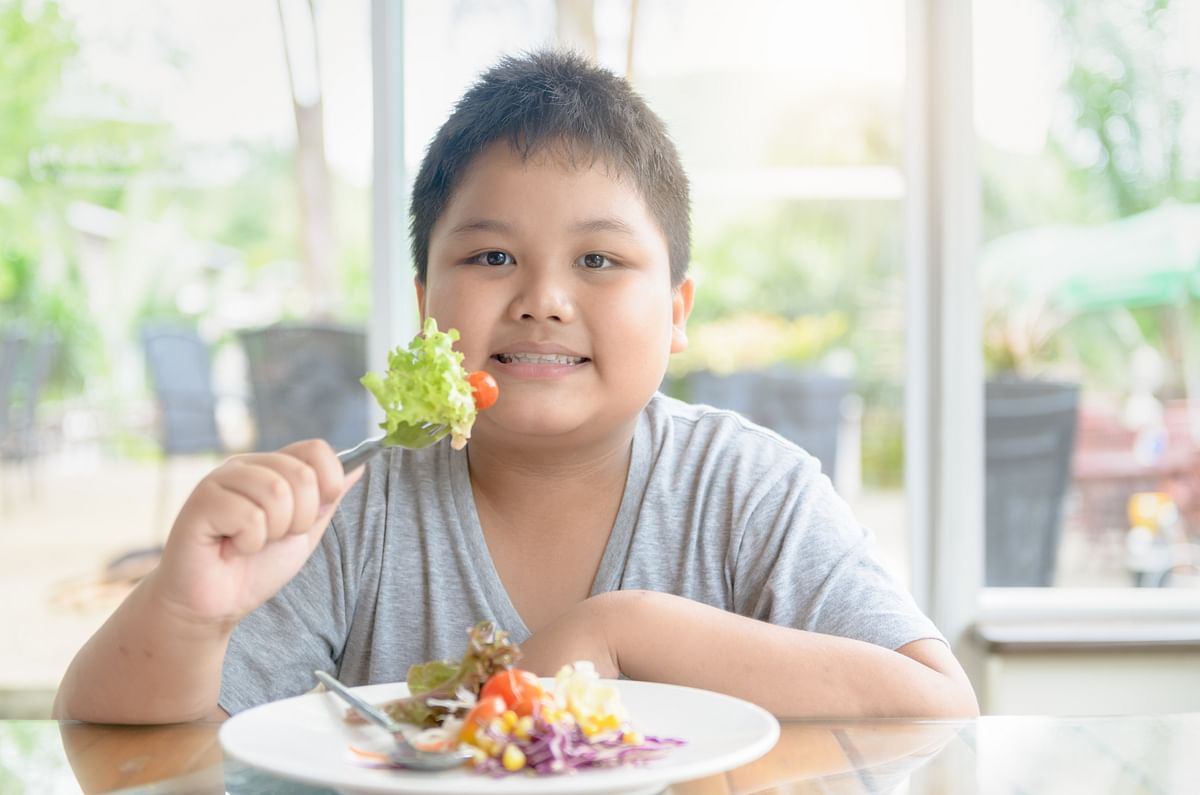 Beyond Cute & Chubby: Why Are More and More Kids Obese in India?