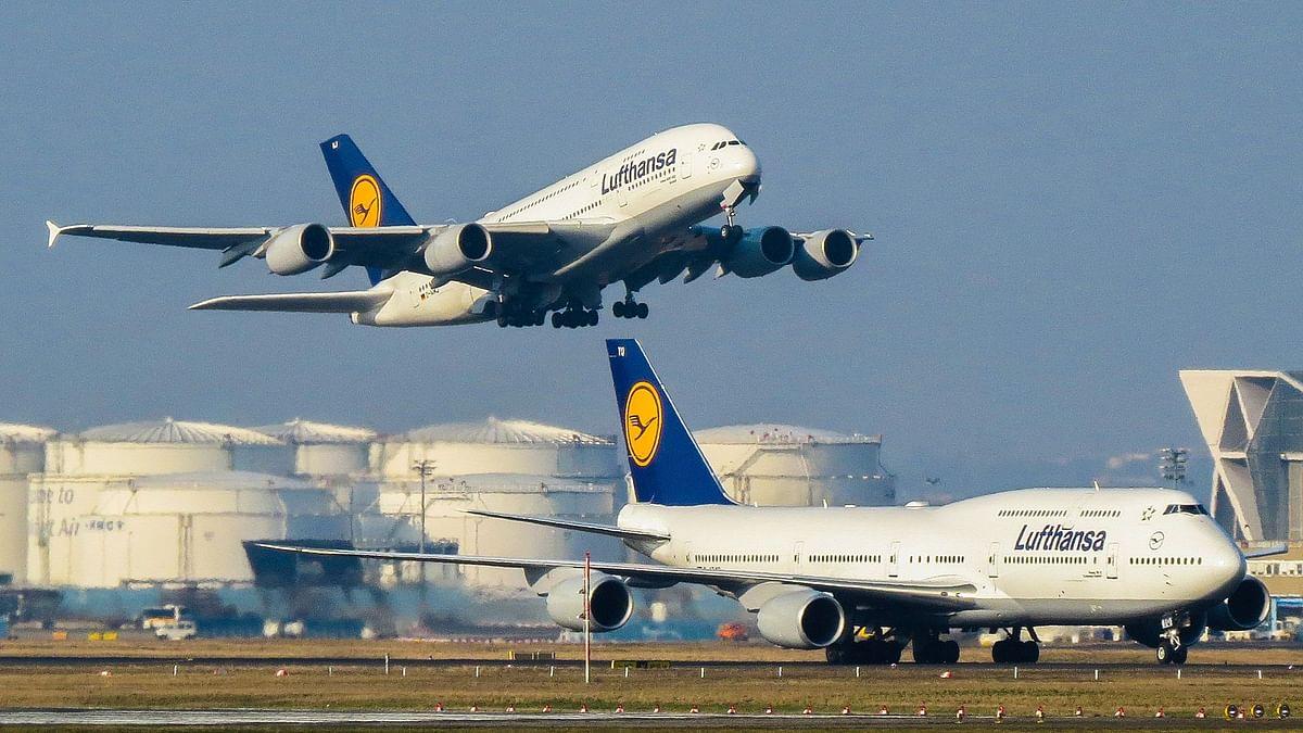 Lufthansa cabin crew staged a 48-hour walkout