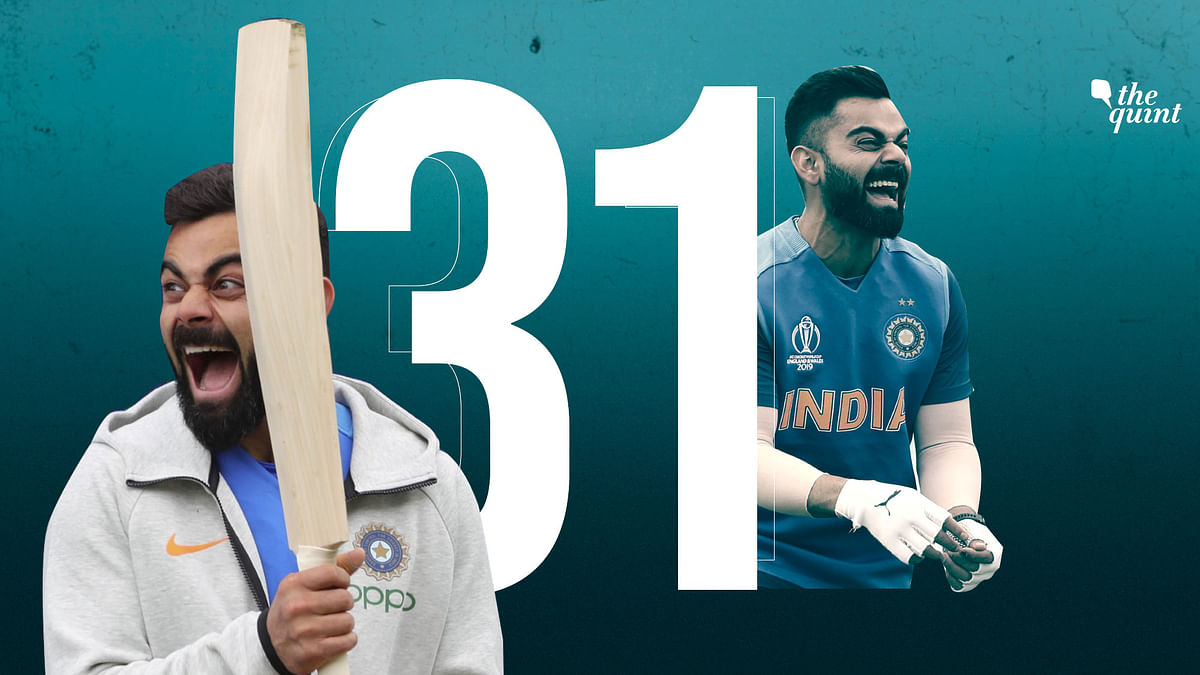 A look at 31 records held by Virat Kohli on his 31st birthday.