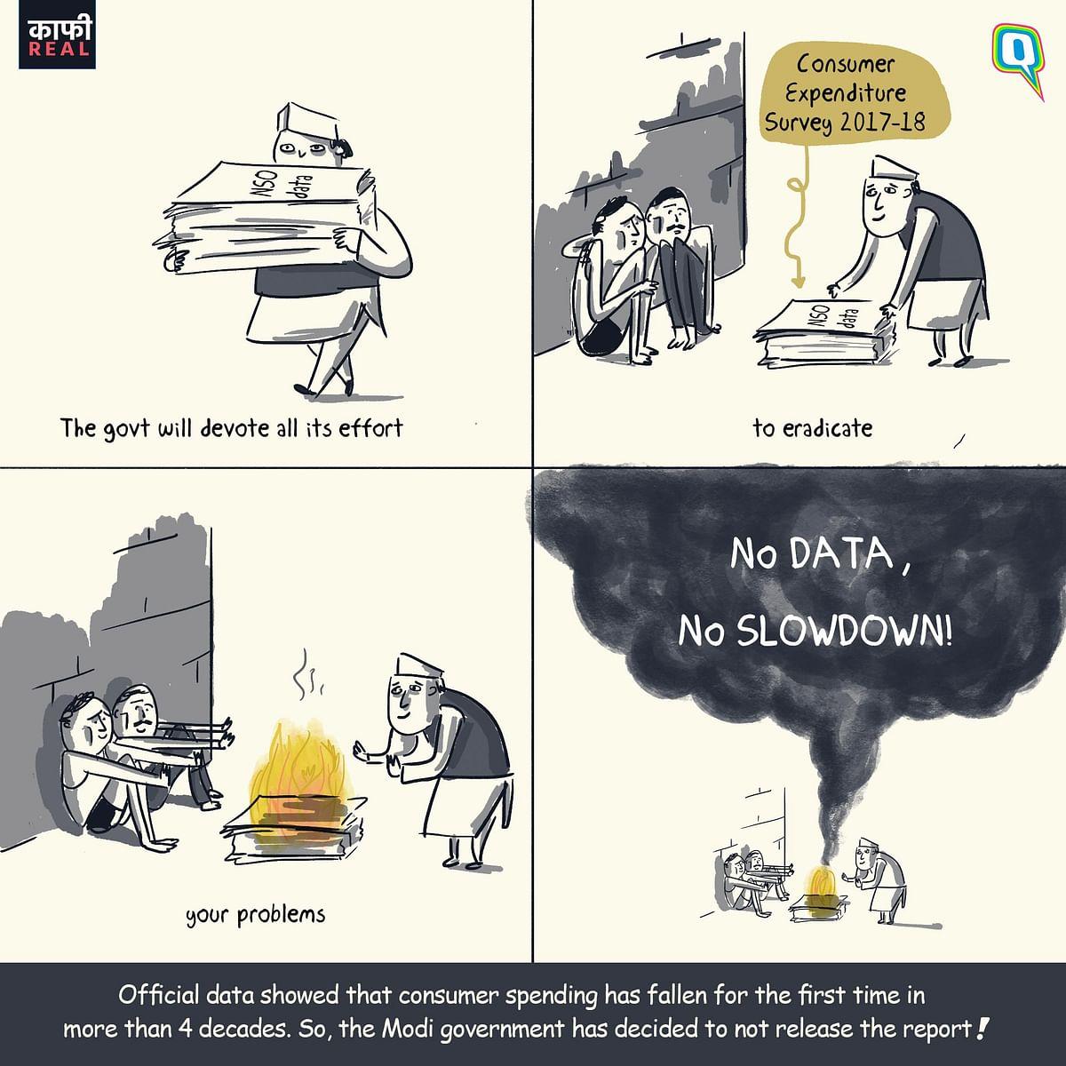 <i>Data nahi toh slowdown nahi!</i>