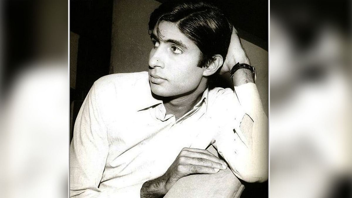 Amitabh Bachchan completes 50 years in the film industry.