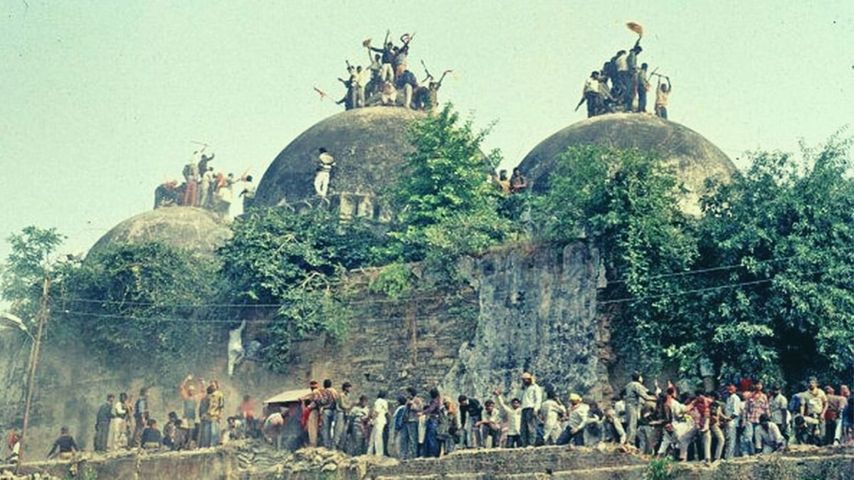 'Why Didn't CBI Examine Our CNN Footage of Babri Demolition?'