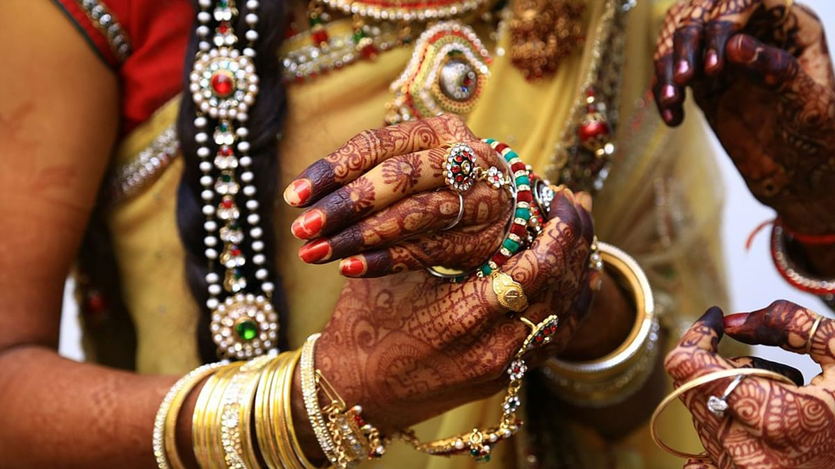 #GoodNews: BSF Constable Refuses Rs 11 Lakh Dowry At His Wedding