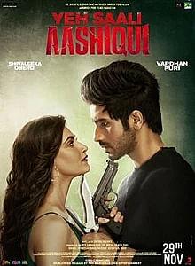 Poster of <i>Yeh Saali&nbsp; Aashiqui.</i>