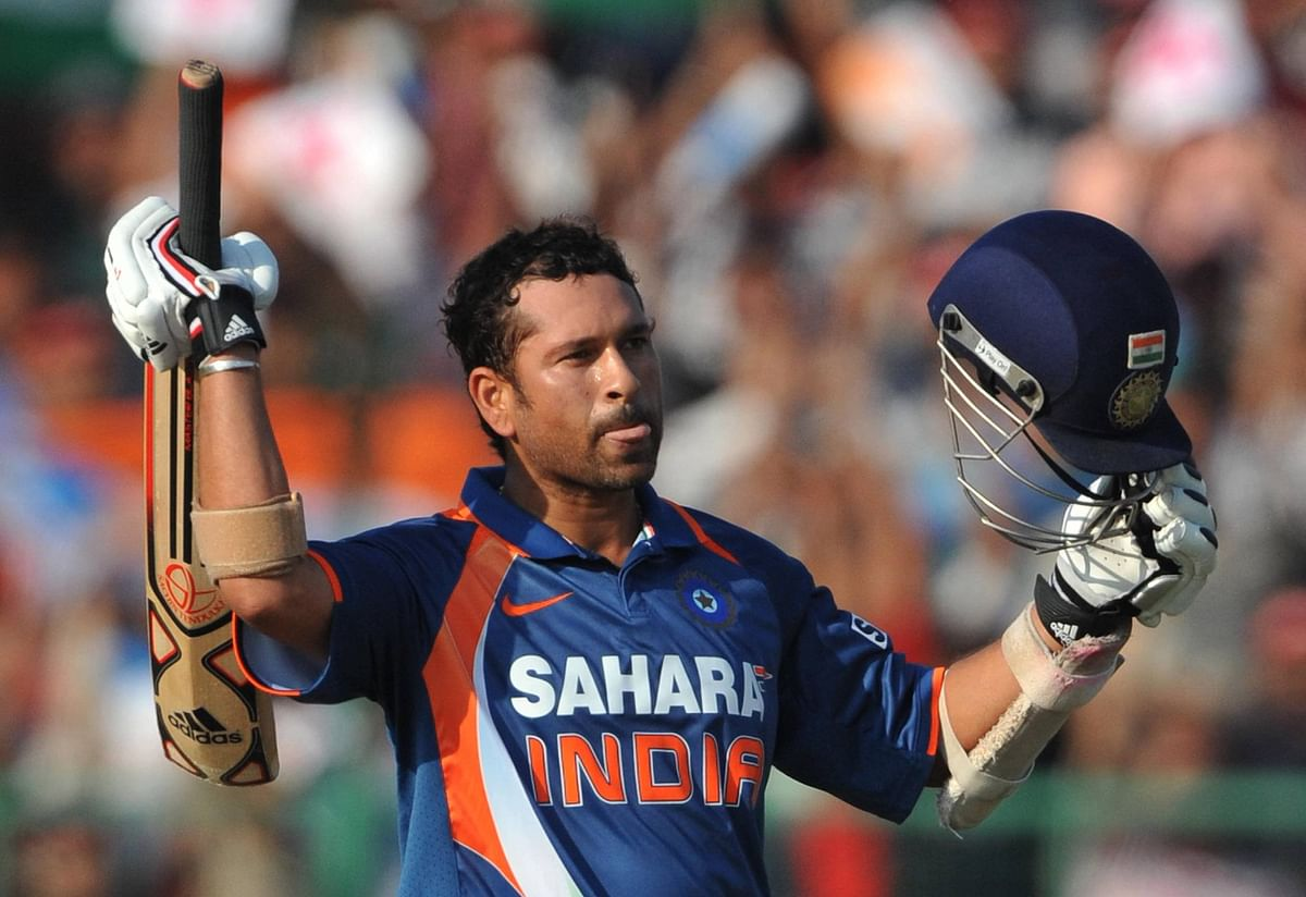 Celebrating Sachin- A Look at The Master Blaster's Best Knocks