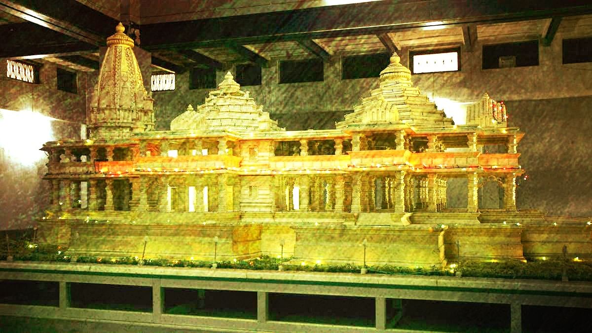 Ram Janmabhoomi Plan: What the Mandir in Ayodhya Could Look Like