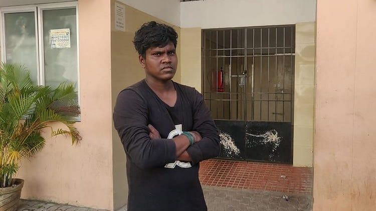 22-year-old Ranjithkumar is furious his brother had to face such a horrid death.