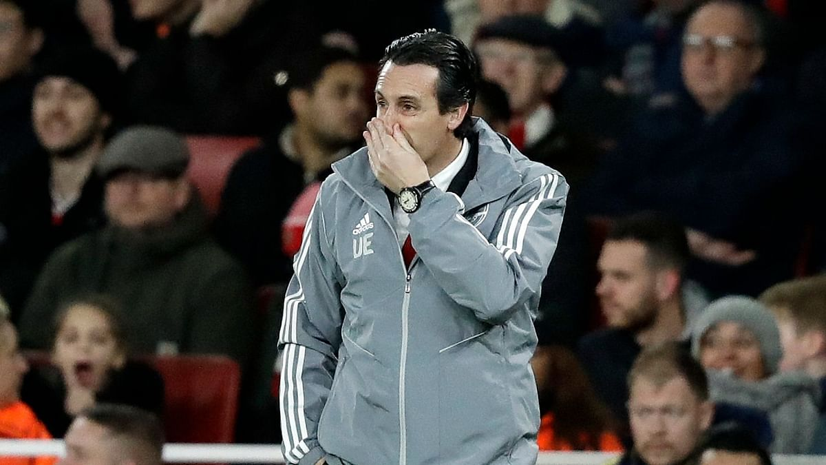 Unai Emery Fired as Arsenal Manager After Losing Run