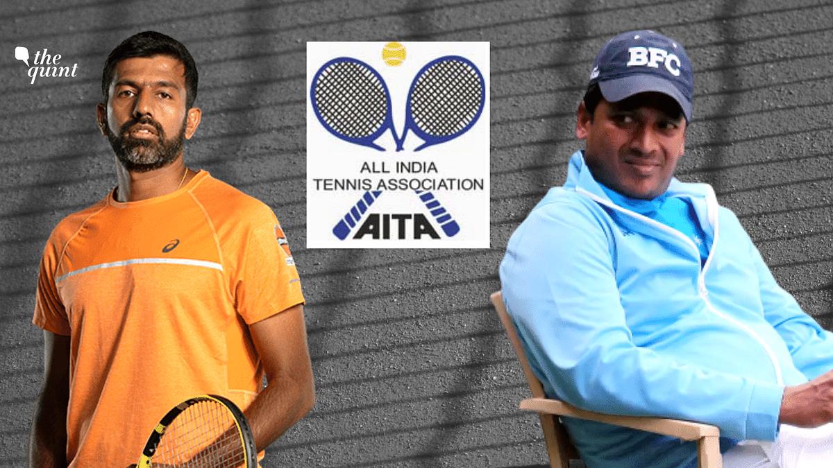 Rohan Bopanna's shock at Mahesh Bhupathi's exclusion as non-playing captain riled up AITA.